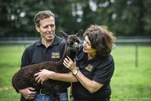 Alpaca farm Tienda Molino Anja en Peter Winkelmolen